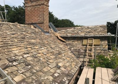 Cotswold Stone Roofing