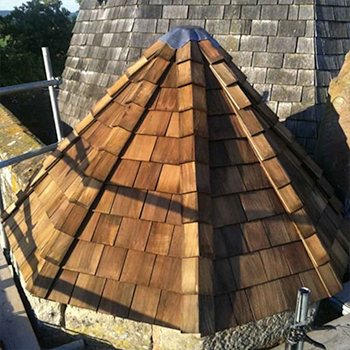 PS Mitchell Roofing Ltd for Cotswold Stone Roofing