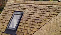 Cotswold Stone Roofing by PS Mitchell Roofing Ltd